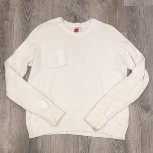 One Teaspoon Oversized Pocket Sweater
